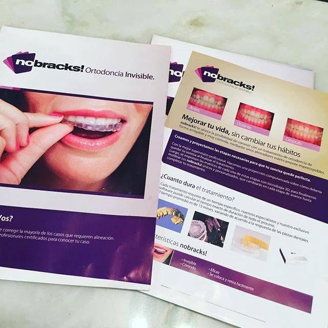 """""""Mejorar tu vida sin cambiar tus hábitos"""". Ortodoncia invisible #nobracks"""