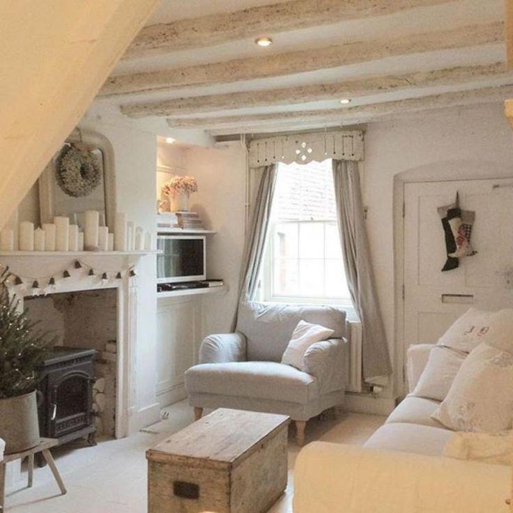 Cottage Living Rooms, Cottage Look Living Room