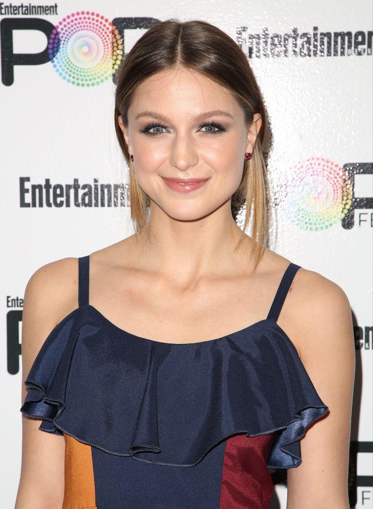 Melissa Benoist - Entertainment Weekly PopFest In Los Angeles - 10/29/16