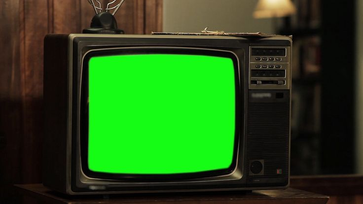 Old Tv Green Screen Close Up Stock Footage Screen Green Tv Footage Greenscreen Old Tv Green Screen Video Backgrounds