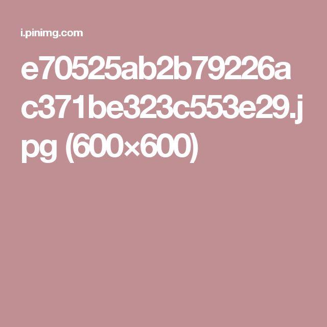 e70525ab2b79226ac371be323c553e29.jpg (600×600)