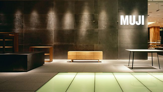 MUJI 六本木  東京  2007年03月