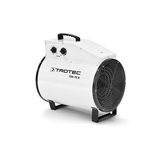 TROTEC TDS 75 R Chauffage soufflant électrique 15 kW