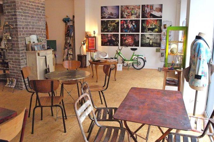 Mel, mich & martin Cantine Mode 8 rue Saint Bernard, 75011 Paris