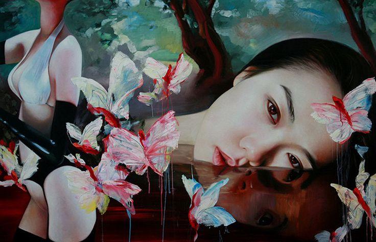 Ling Jian art