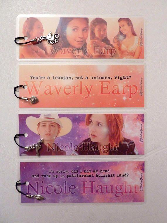 WayHaught Waverly Earp and Nicole Haught Wynonna Earp 4