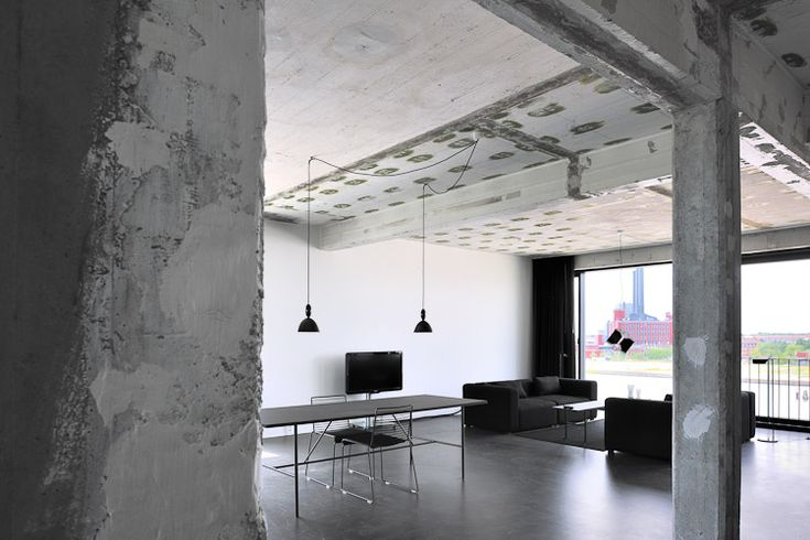 STAY hotel and apartments Copenhagen, Denmark designed by Danish design company HAY. (Islands Brygge)