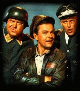 """""""Papa Schultz"""" ou """"Stalag 13"""" (""""Hogan's Heroes"""") *** 1965-1971 - Le monde magique et intemporel des séries télé..."""