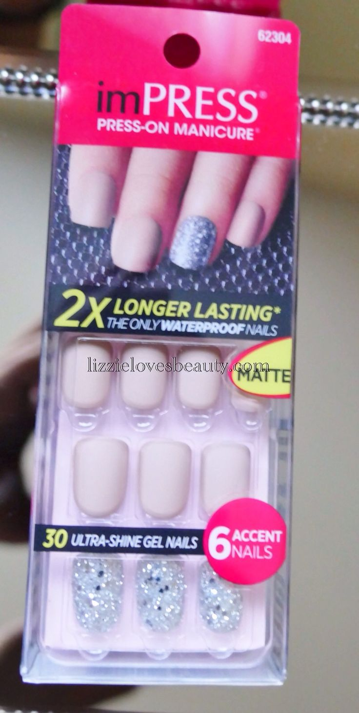 Broadway Nails Impress Press On Manicure | lizzielovesbeauty♡