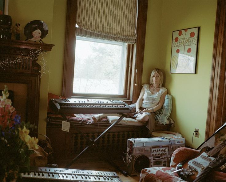 Kim Gordon Music Rooms And Couple On Pinterest