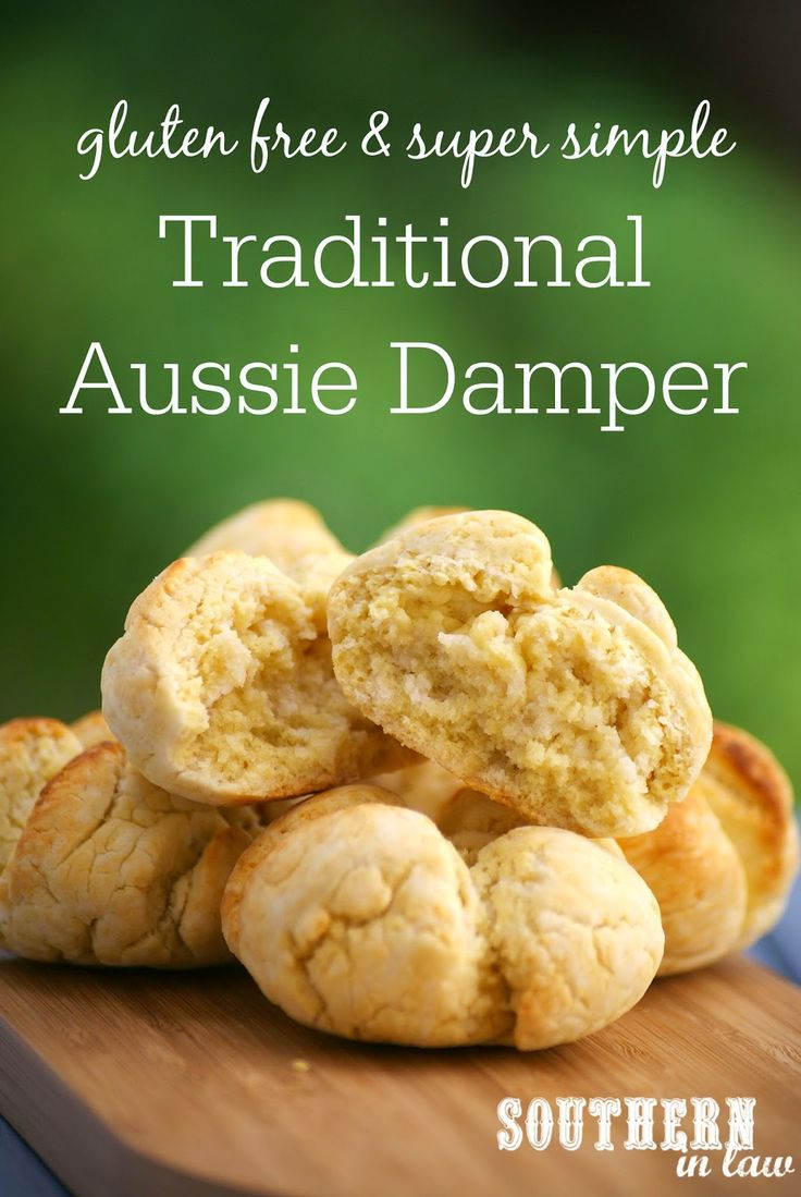 The classic Aussie Damper gets a gluten free makeover for Australia Day. This traditional campfire bread is easy to make and is gluten free and egg free too!