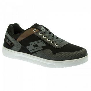 lotto S1712 BROOKLYN Siyah Erkek Günlük Spor Ayakkabısı