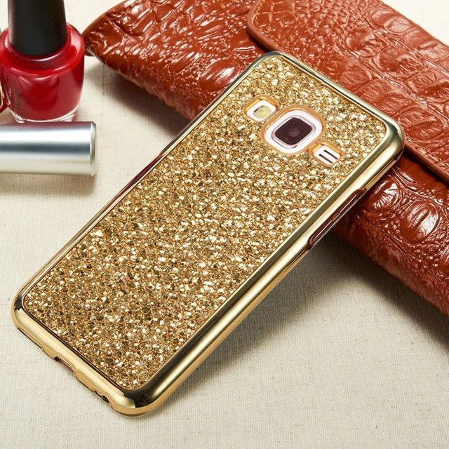 Hot Fashion Glitter Bling Case for Samsung