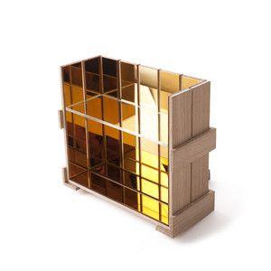 Regalmodul Golden Antique