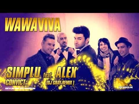Simplu feat. Alex - Convict (DJ Gray Remix) (WAVA 789-019)
