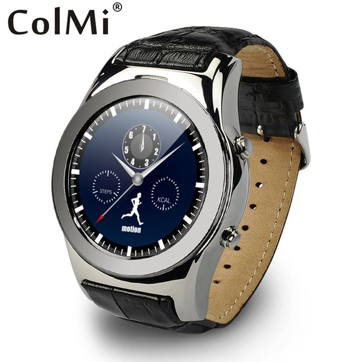 ColMi Bluetooth Smartwatch VS15 Schieben APP Herzfrequenz Tracker Schließen Apple Telefon Für IOS Android MTK2502c Multi Zifferblatt Smartwatch //Price: $US $49.74 & FREE Shipping //     #smartuhren