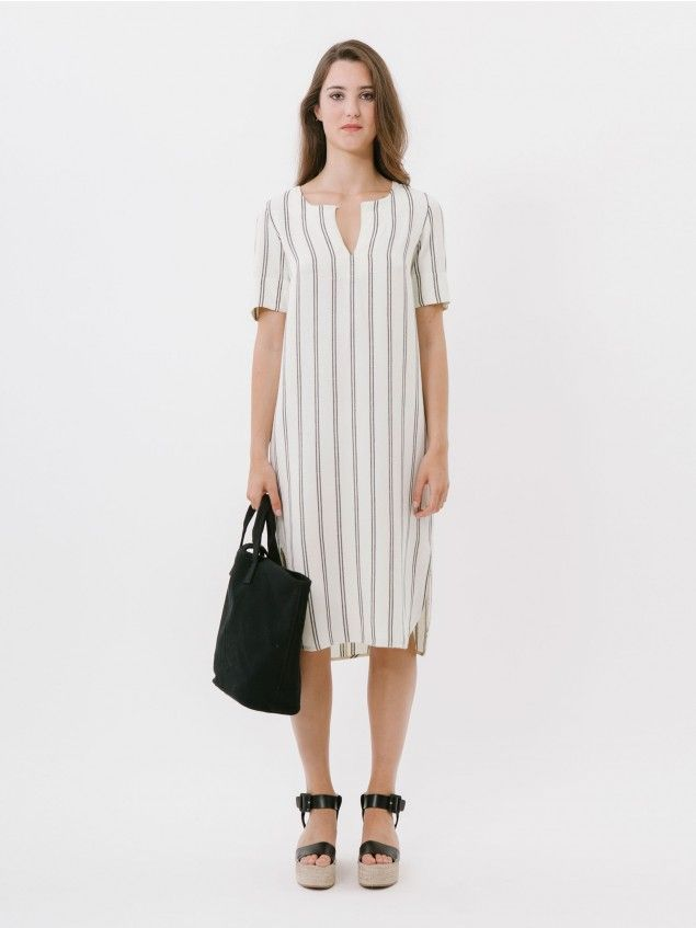 Ondarra White Dress //