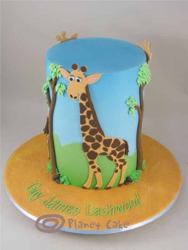 112 best images about Giraffe Cakes on Pinterest