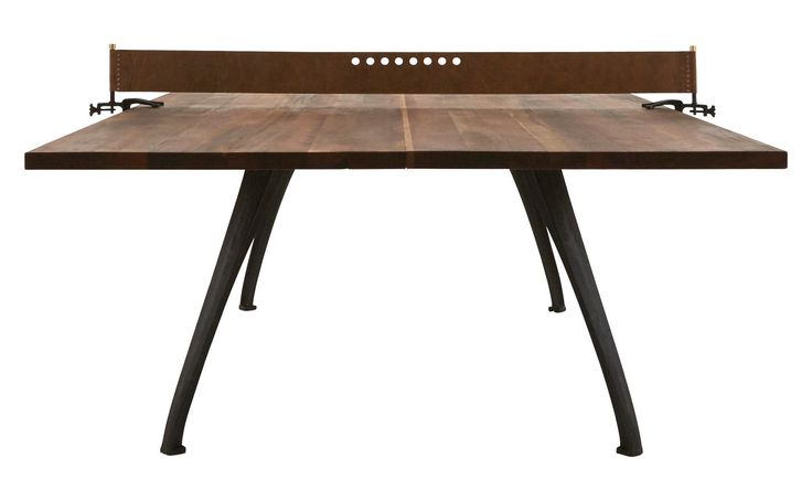 Ping Pong Table - Transitional Game Tables - Dering Hall
