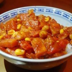 Vegetarian Chickpea Curry with Turnips Recipe - Allrecipes.com