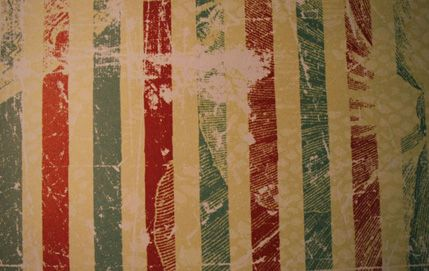 vintage strip texture