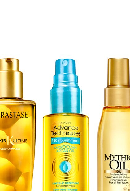 """It's the RAGE now. I have a couple for my hair. """"8 Best Hair Oils AND why you need one."""""""