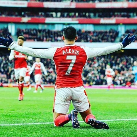 Alexis Sanchez #Arsenal