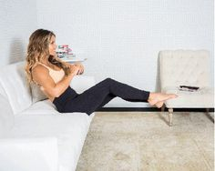 TV is tempting for the fittest of people — even Katrina Scott and Karena Dawn, the gorgeous gurus behind the Tone It Up fitness community that's spawned an insanely loyal following. (The girls have…