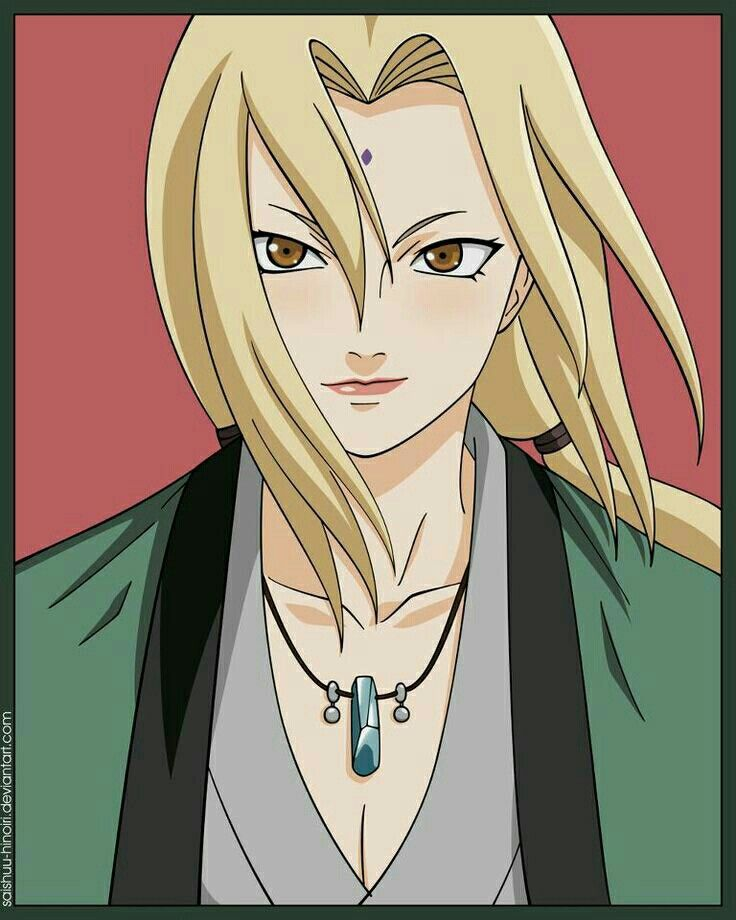 Lady Tsunade! I <3 youuuuuu! Seriously someone needs to count how many like not real people I have said that too! Probably alot more than I have to everyone in real life put togetherXD!!!!!!!