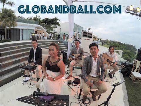 WEDDING BAND BALI - GLO Band Bali at Latitude Villa - YouTube