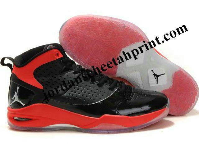 Jordan Fly Wade Black/Varsity Red/White For Sale