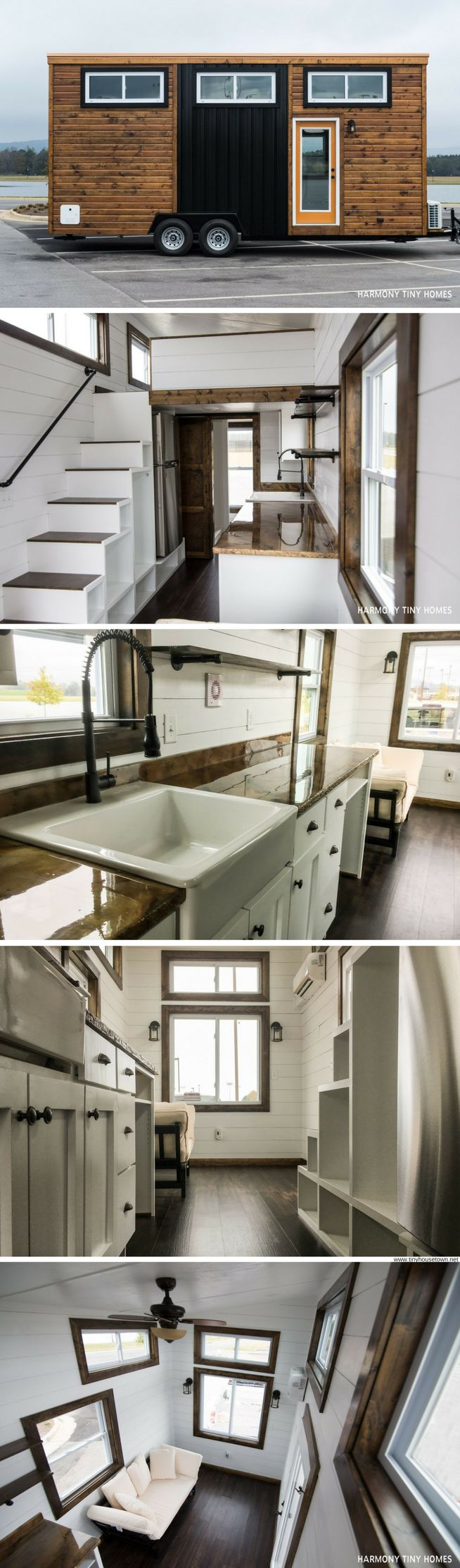 The Fernweh by Harmony Tiny Homes
