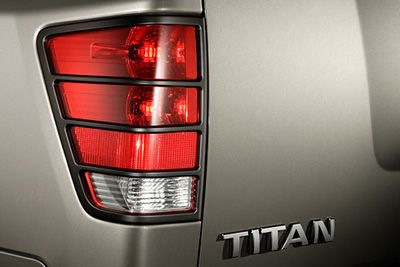 Nissan Titan Closeout Accessories - Genuine Nissan Accessories