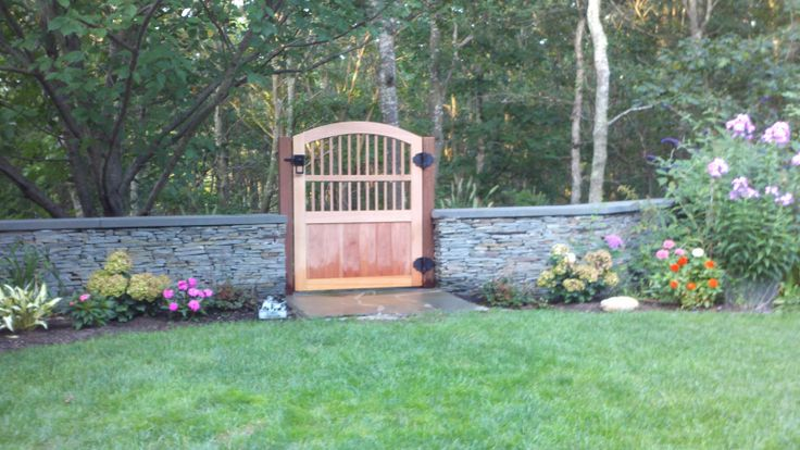 Building a wooden swing gate woodworking projects plans