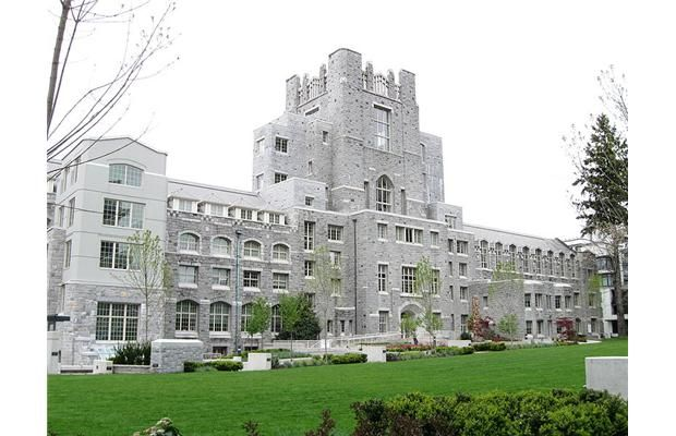 22. University of British Columbia... my hubby got his bachelor degree from this beautiful uni.