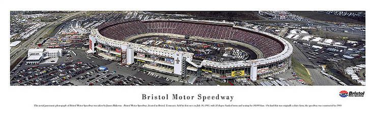 Bristol Motor Speedway, been there once, don't remember what year, prob in 00--01.  I didn't like it cause it was extremely loud the entire time even on the other side of the track it is just as loud.  You can't even scream into the person next to you's ear cause it's pointless.  BUT, People Love It and it's hard to get tickets.