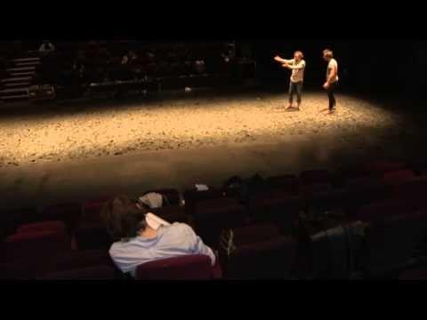 Bérénice de Racine - Mise en scène Yannik Landrein - Théâtre 95 du 8 au 19 octobre 2013 - YouTube