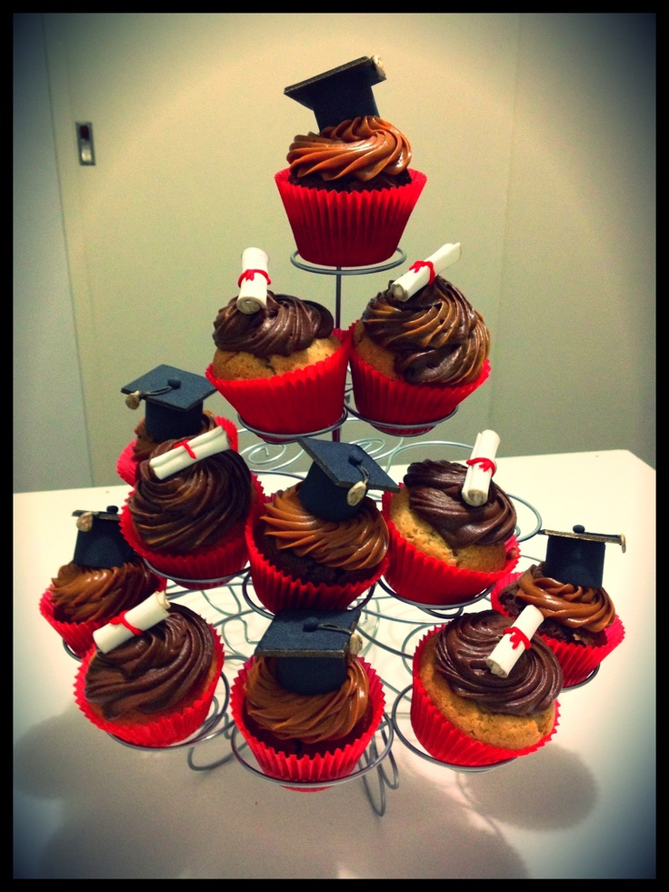 Cupcakes de egresados!