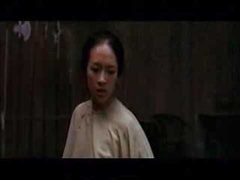 Is this the best fight scene ever? Maybe. I know I sure watched it a lot before writing some of the action sequences in the book. Great inspiration! Ziyi Zhang v. Michelle Yeoh from Crouching Tiger Hidden Dragon
