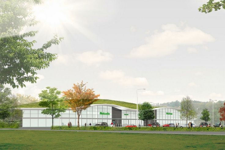 Permissions secured for joint Waitrose and Notcutts store in Bagshot