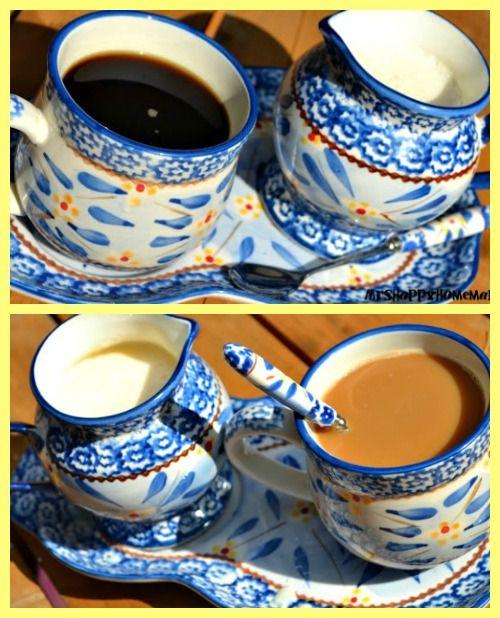 Homemade Coffee Creamer - over 2 dozen different flavor possibilities!