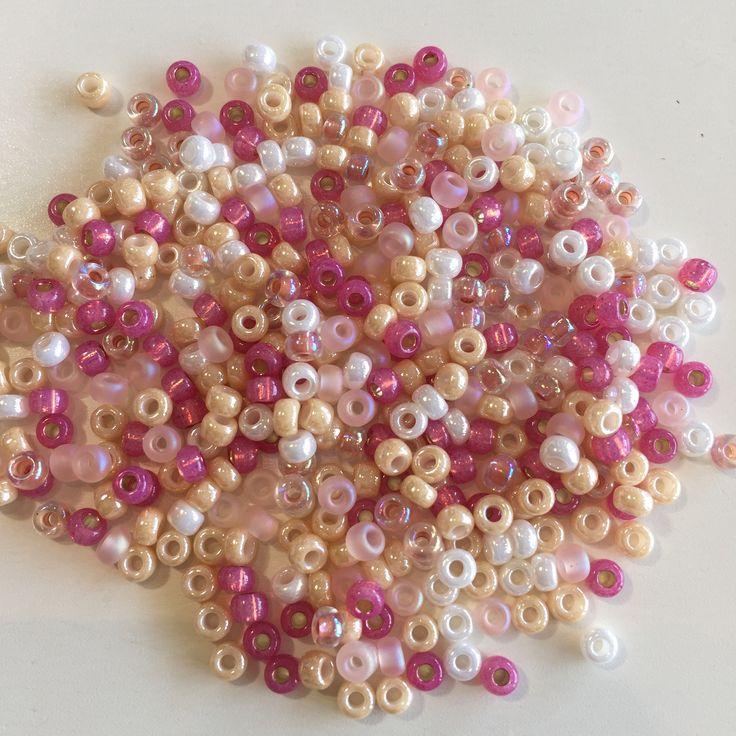 Seed Bead Mix - Bermuda Sands
