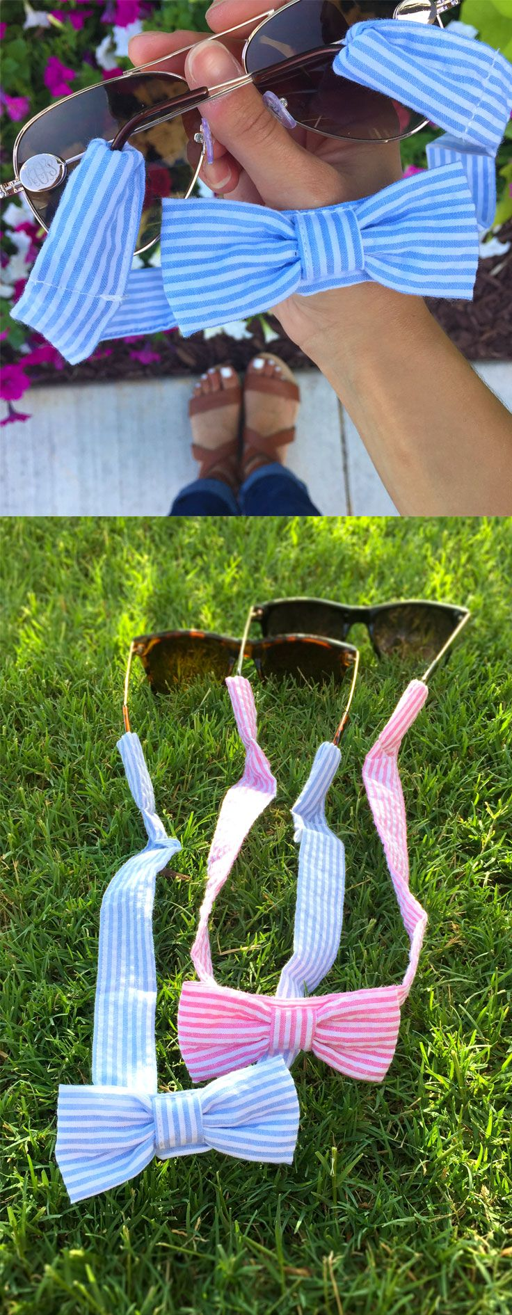 The CUTEST sunglass straps we've ever seen! Get them FREE now at Marleylilly.com when you spend $20! Also, check out our Flash Sale! #salesalesale