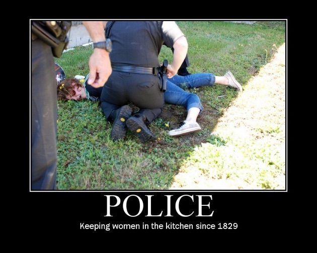 Best Collection of Funny Police Pictures