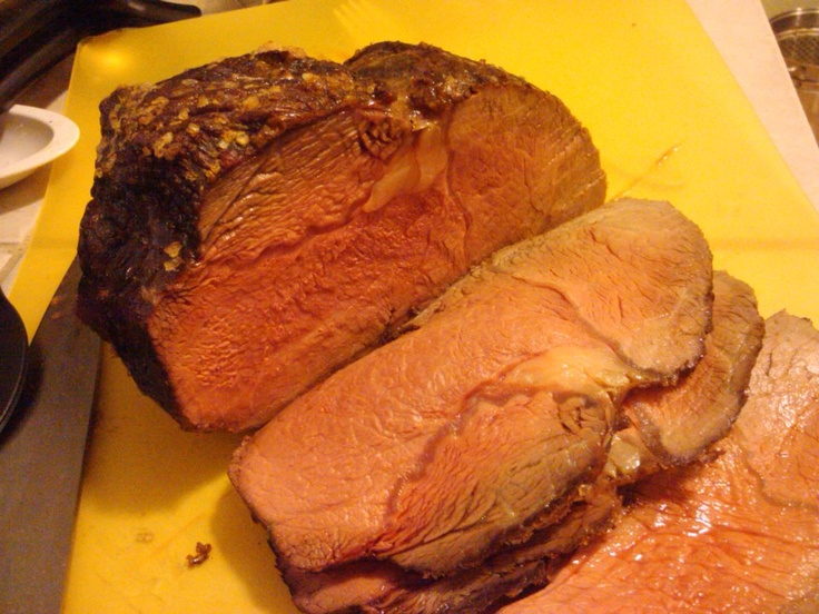 Super easy beef roast recipe: http://www.cooks.com/rec/view/0,1827,148166-250207,00.html: Beef Recipes, Roasted Recipes, Photo
