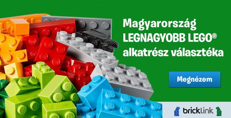 Magyarország legnagyobb LEGO alkatrész választéka.  http://www.bricklink.com/store.asp?p=solve007
