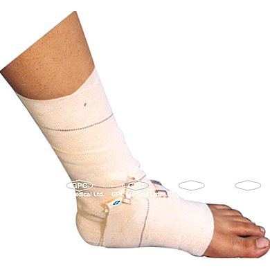 GPC Medical Ltd. - Exporter, Manufacturers & Supplier of Crepe bandages, cotton crepe bandage, elastic crepe bandage, elastic bandages from India