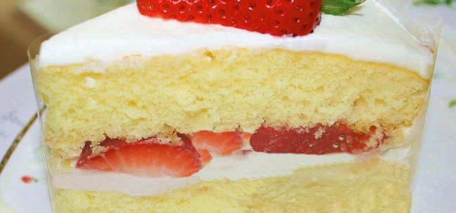 Cake Recipe Light And Fluffy: Japanese Sponge Cake Is Very Light And Fluffy. It Is A
