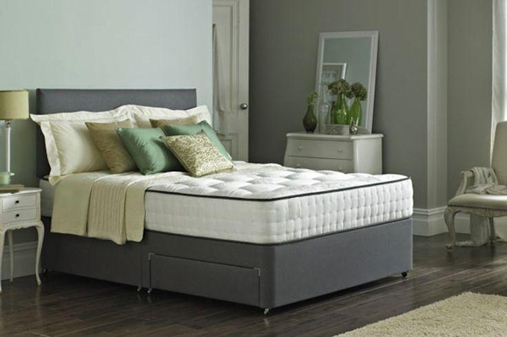 Royal Memory Foam Sprung Divan Bed