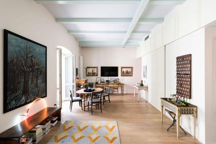 Apartament Milano - https://www.studenthome.ro/2016/09/30/apartament-milano/ #Apartament #Apartamente #Designinterior #Artă #Baie #Bucătărie #CamerăDeStudiu #CaseModerne #ConstructiiCase #DecorPerete #DesignInteriorContemporan #Dormitor #InterioareCase #LivingRoom #ModeleCase #ModeleDeCase #ProiecteCase #ProiecteDeCasa #RaftCuCărți #SalăDeMasă